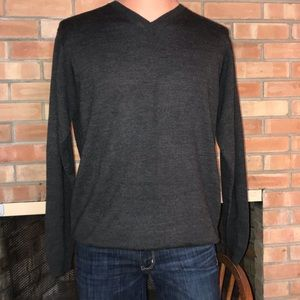 NWT Banana Republic Merino Wool Sweater Sz Med.